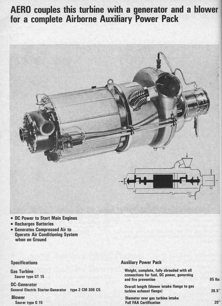 saurer gt gas turbine