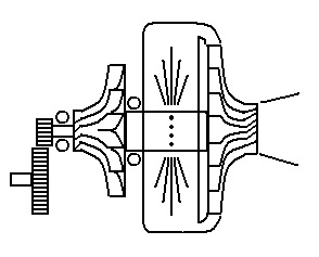 BMW 6012 Mechanical Layout