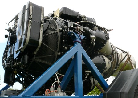 Rolls Royce Derwent Engine