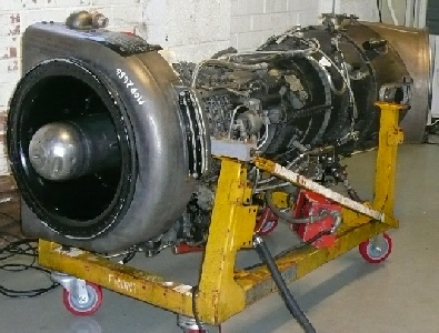 Rolls Royce Gnome Helicopter Engine