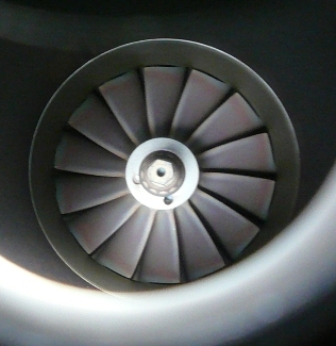 Capstone Turbine Wheel