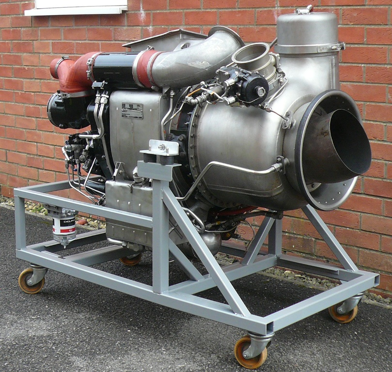 Mini Turboprop Engine: Technical Guide Gas Turbines, Jet Engines And Microturbines