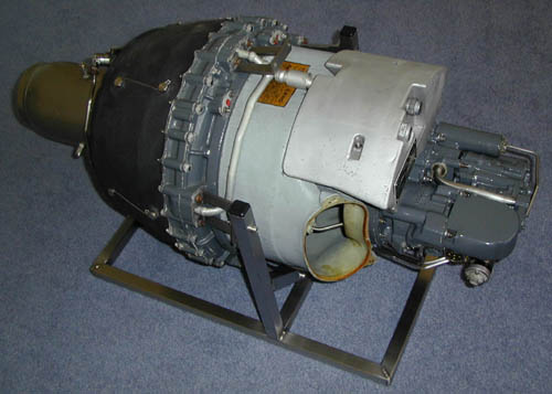 Small microturbine engine