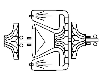 Rover Mk10501 mechanical layout