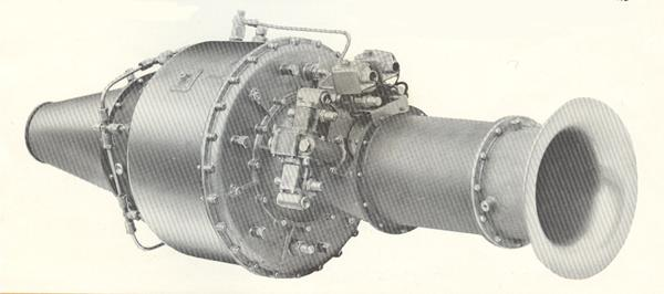 Small gas turbine microturbine